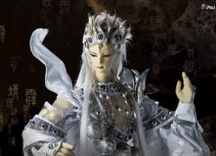 霹雳魔封人物介绍 佛剑明王